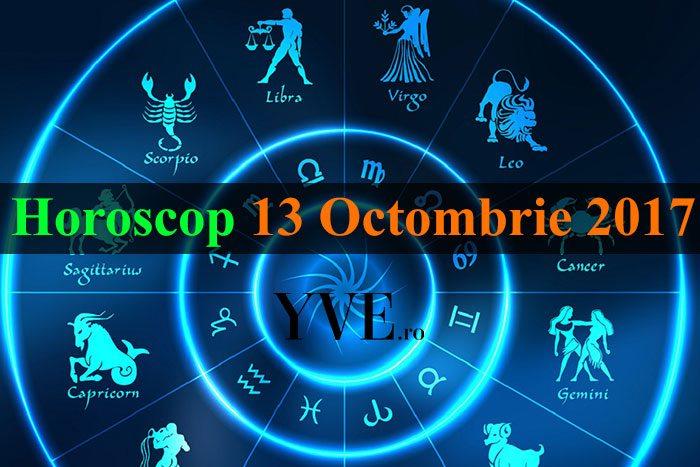 Horoscop 13 Octombrie