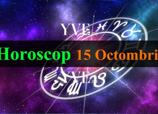 Horoscop 15 Octombrie 2018