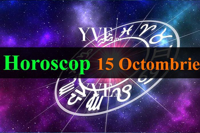 Horoscop 15 Octombrie 2019