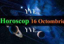 Horoscop 16 Octombrie 2019