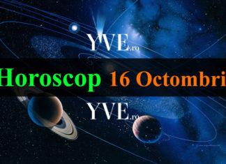 Horoscop 16 Octombrie 2018