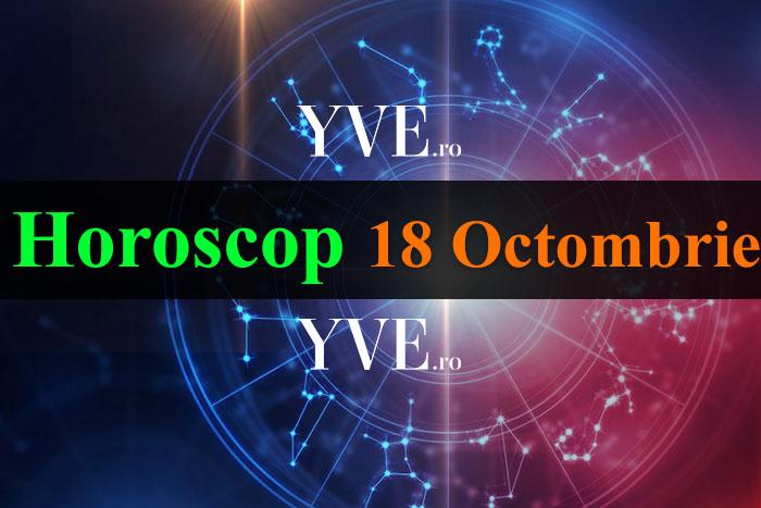 Horoscop 18 Octombrie 2019