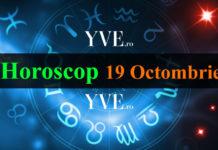 Horoscop 19 Octombrie 2018