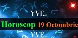 Horoscop 19 Octombrie 2019