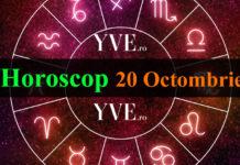 Horoscop 20 Octombrie 2018