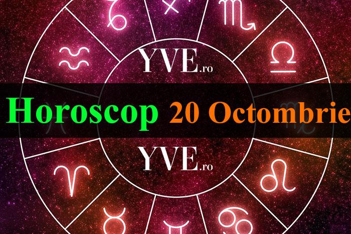 Horoscop 20 Octombrie 2019