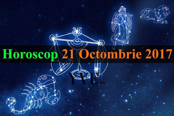Horoscop 21 Octombrie
