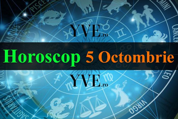 Horoscop 5 Octombrie 2019