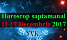 Horoscop saptamanal 11-17 Decembrie 2017