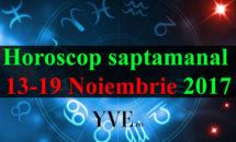 Horoscop saptamanal 13-19 Noiembrie 2017: Scorpionii sunt norocoșii săptămânii