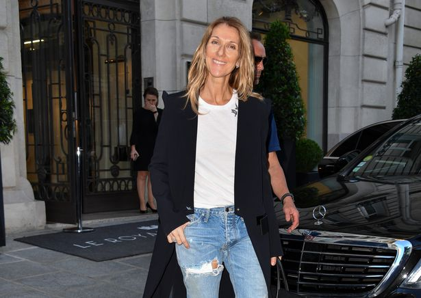 PAY-Celine-Dion-leaves-the-Royal-Monceau-hotel
