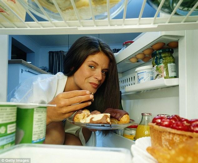 7 alimente interzise inainte sa mergi la somn