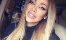 Bianca Drăgușanu a lovit mașina unui medic stomatolog