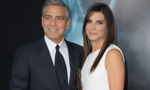 """George Clooney despre Sandra Bullock: """"Bea atât de mult, încât îi e greu să..."""""""
