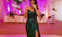 Ce rochie a purtat Andreea Mantea la un eveniment