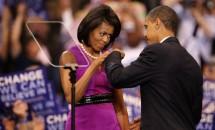 Barack și Michelle Obama sărbătoresc nunta de argint