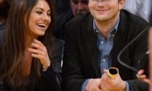 Vezi motivul pentru care Ashton Kutcher și Mila Kunis nu postează imagini cu copiii lor