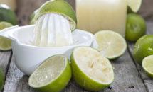 Ce efecte are zeama de lime asupra pielii tale