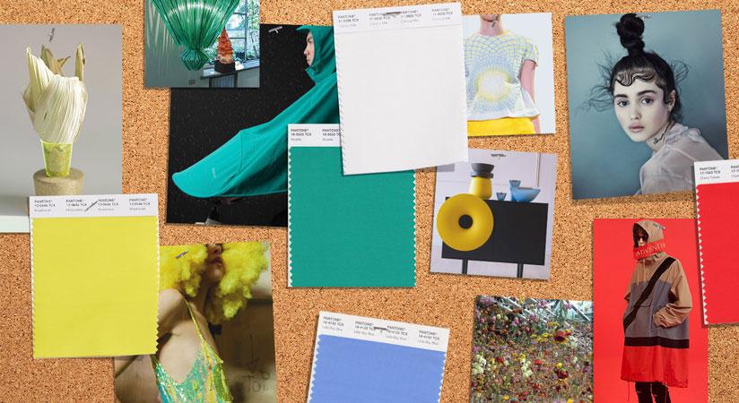 Culori la modă în anul 2018