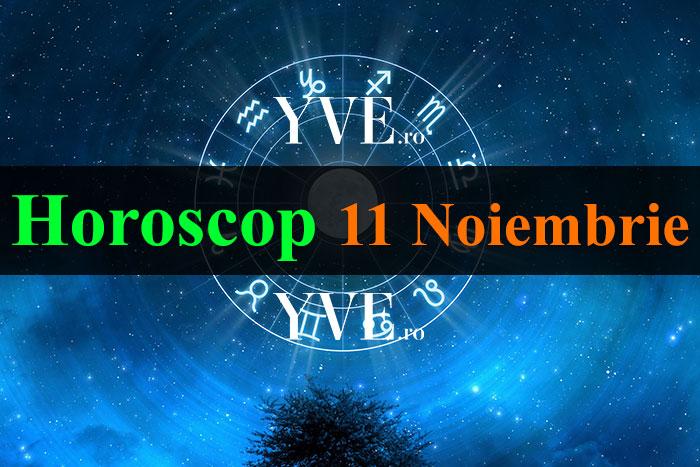 Horoscop 11 Noiembrie 2018