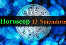 Horoscop 13 Noiembrie 2018