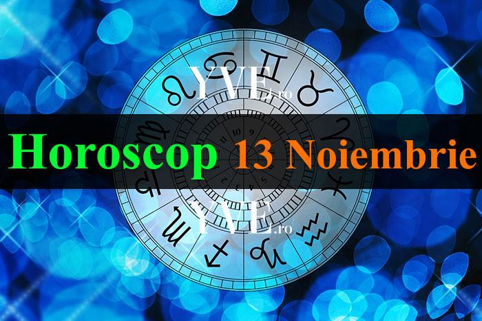 Horoscop zilnic 13 Noiembrie 2019