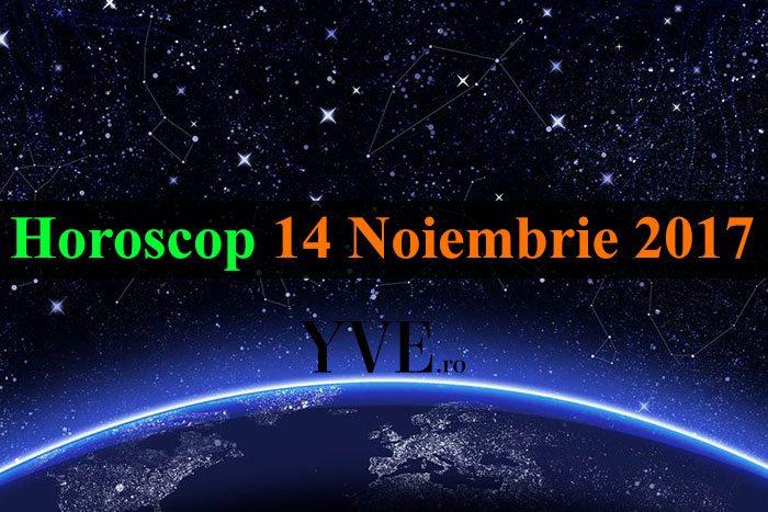Horoscop 14 Noiembrie 2017