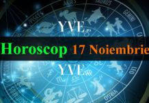 Horoscop 17 Noiembrie 2018