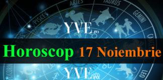 Horoscop zilnic 17 Noiembrie 2019