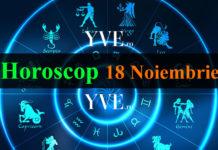 Horoscop 18 Noiembrie 2018
