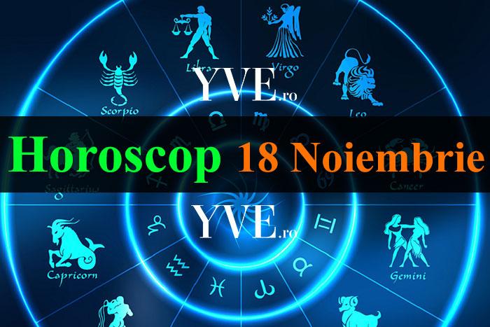 Horoscop zilnic 18 Noiembrie 2019