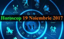 Horoscop 19 Noiembrie 2017: În carieră se produc schimbări de bun augur