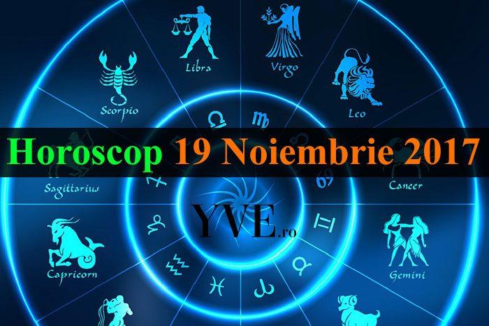 Horoscop 19 Noiembrie 2017
