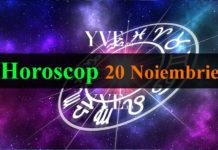 Horoscop zilnic 20 Noiembrie 2019