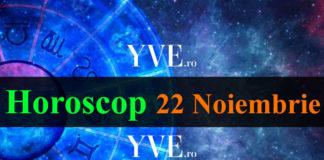 Horoscop zilnic 22 Noiembrie 2019