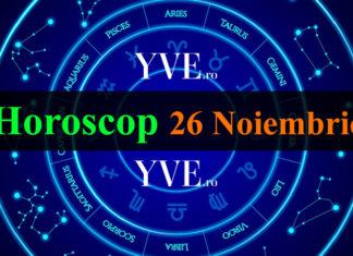 Horoscop 26 Noiembrie 2018