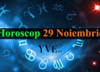 Horoscop 29 Noiembrie 2018