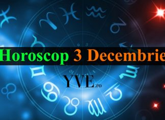 Horoscop 3 Decembrie 2018