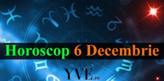 Horoscop 6 Decembrie 2018