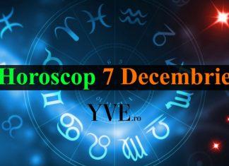 Horoscop 7 Decembrie 2018