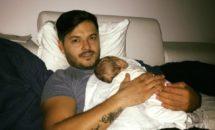 Iată cum s-a schimbat Liviu Vârciu de când s-a născut al doilea copil