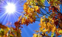 Temperaturile vor crește în cea mai mare parte a țării