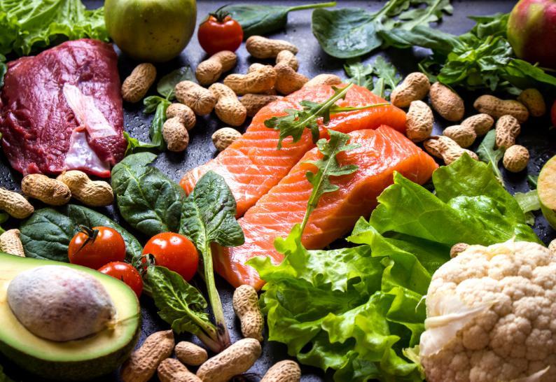 alimente in Dieta Paleo