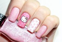 model hello Kitty