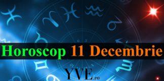 Horoscop 11 Decembrie 2018
