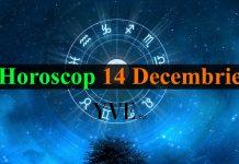 Horoscop 14 Decembrie 2018
