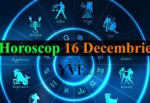 Horoscop 16 Decembrie 2018