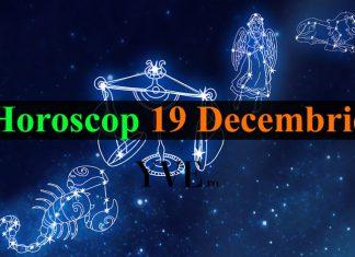 Horoscop 19 Decembrie 2018