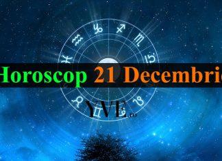 Horoscop 21 Decembrie 2018