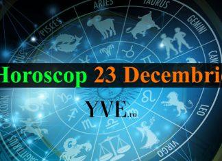 Horoscop 23 Decembrie 2018